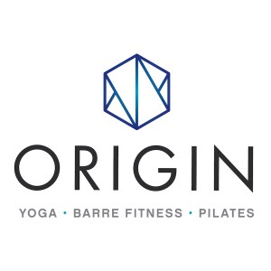 Origin House of Fitness Yoga Barre Fitness Pilates company logo