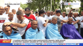 WATCH: 3 CamSur Mayors Shaved Their Heads In Protest Against Provincial Gov't