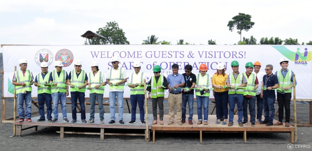 Naga City's new Sanitary Landfill facility now open; old Balatas dumpsite formally closes