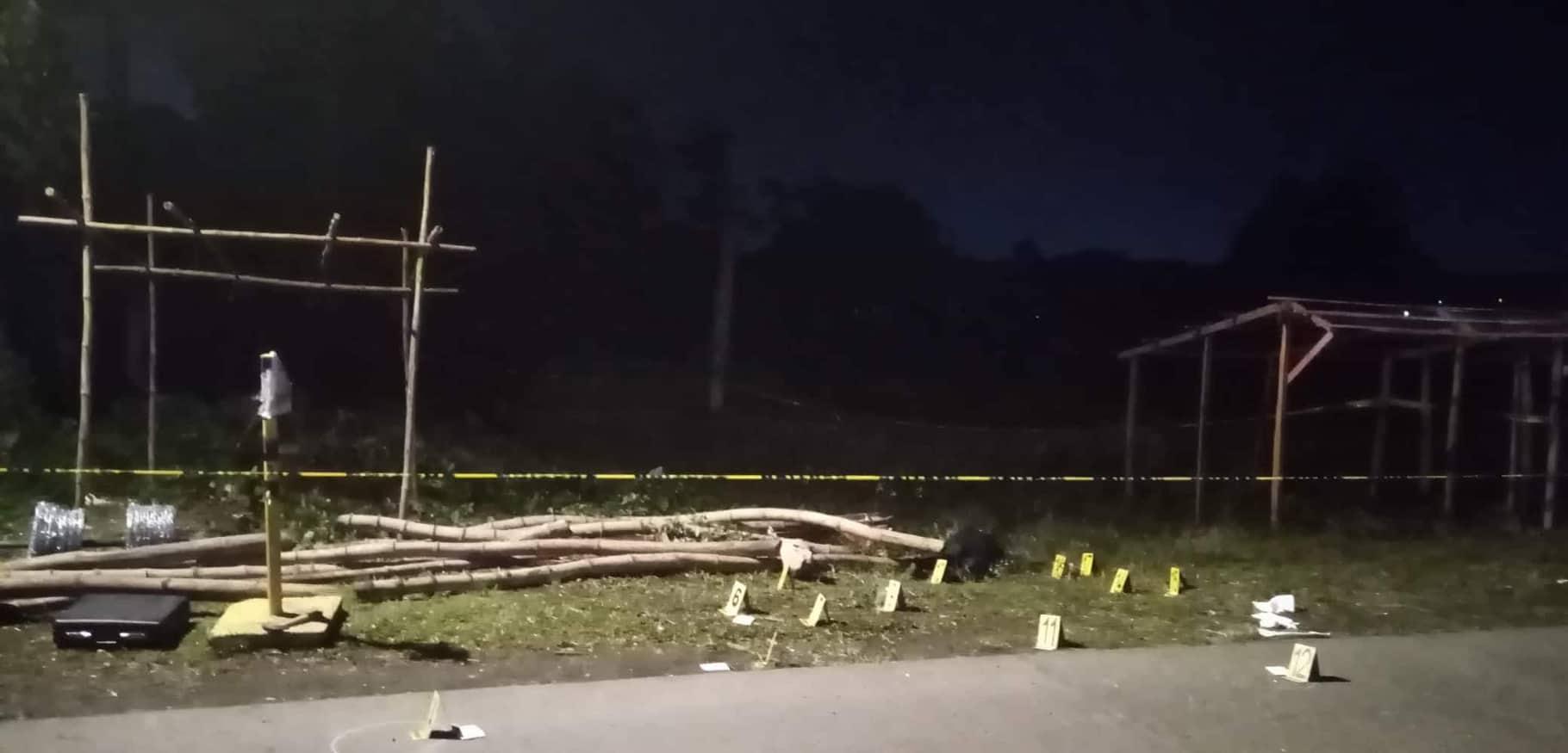 3 dead in shooting incident in Barangay Balatas, Naga City