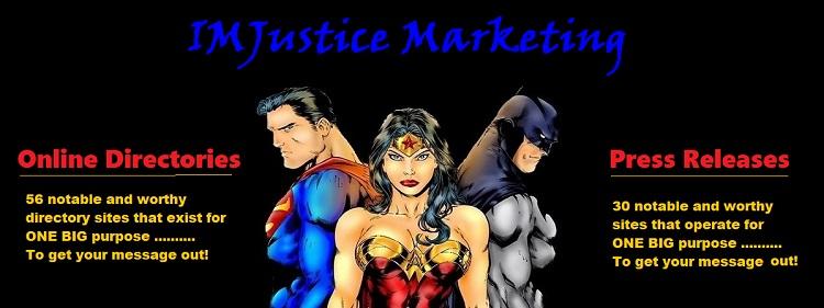 Marketing thru Online directories and press releases