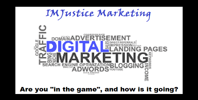 online digital marketing for your business or brand