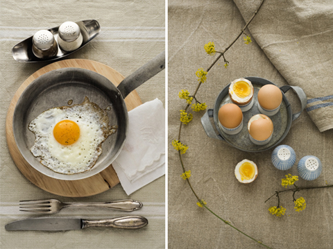 Eggs and Ironware