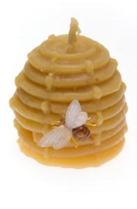 Bienenwachs Figur