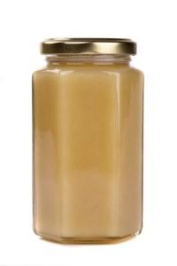 Kristallisation Honig
