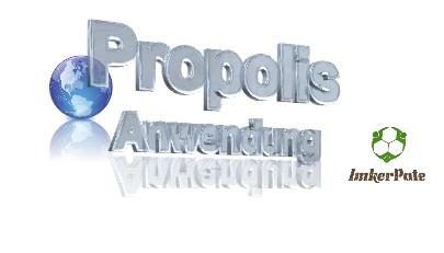 Propolis Anwendung. Die Formen der Anwendung und ihre Dosierung.