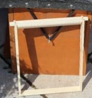 Bienenbox Rächen stehend