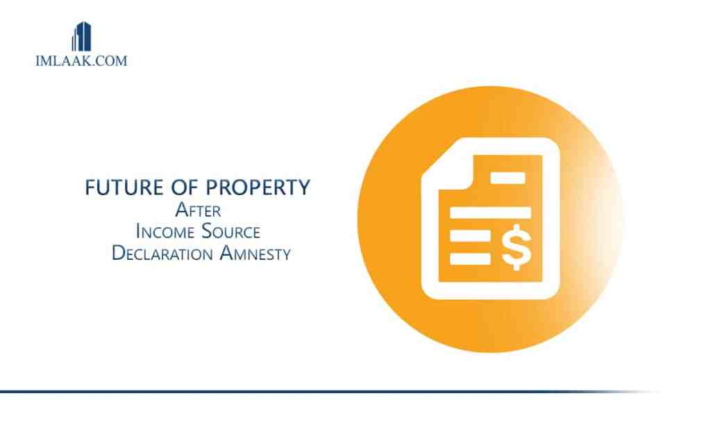 property investments after amnesty