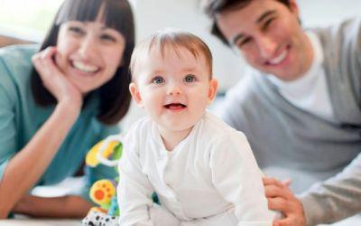 Inglés en Familia. Aprende inglés con tu bebé de hasta 3 años