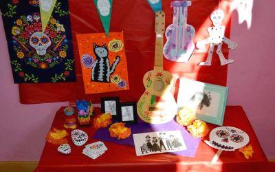 IML La Zubia organiza un taller artístico 100% en inglés para niños sobre la película de Disney 'Coco'