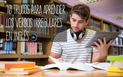10 trucos para aprender los verbos irregulares en inglés