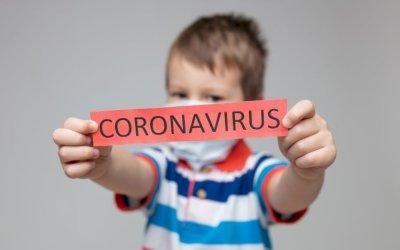 La importancia de trasmitir valores a los niños durante la crisis del coronavirus