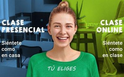 Presencial, 'on line' o enseñanza híbrida: en IML La Zubia tú decides cómo quieres aprender inglés