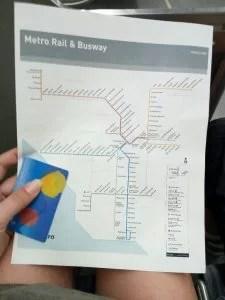 Come Muoversi a Los Angeles con i mezzi pubblici