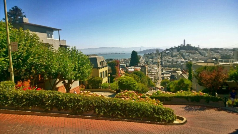 Visitare San Francisco a Piedi
