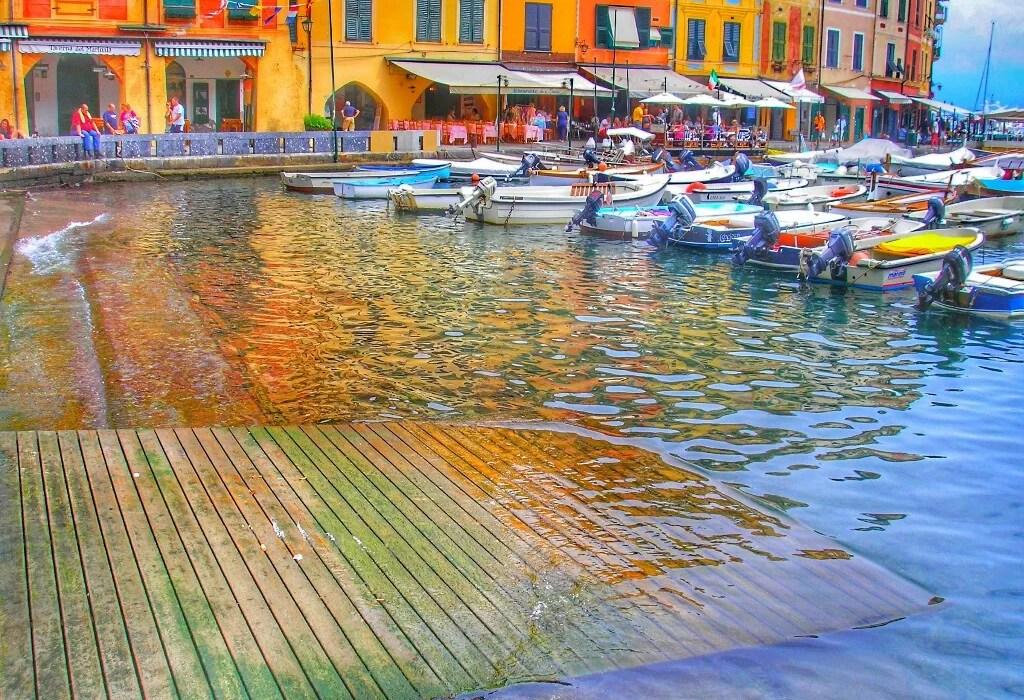 Portofino cosa vedere