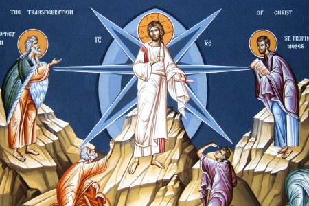transfiguration jesus