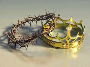 crown of thorns golden crown dress up