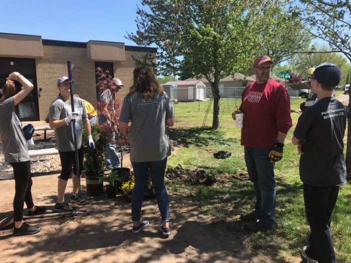 Memorial Garden Youth Project 10