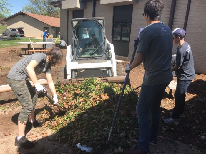 Memorial Garden Youth Project 12