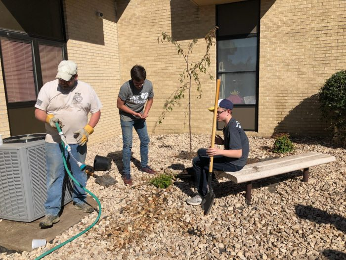 Memorial Garden Youth Project 19
