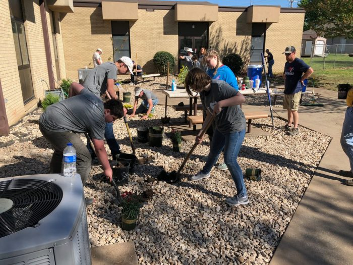 Memorial Garden Youth Project 20
