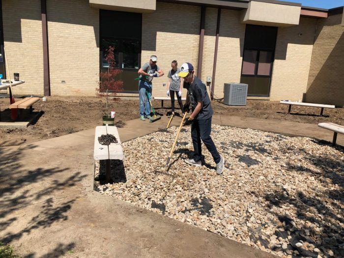 Memorial Garden Youth Project 23