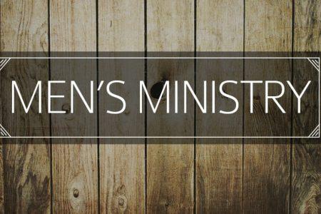 Men's Ministry 1