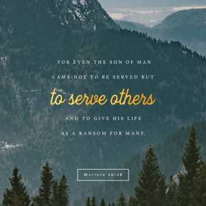to serve others. matthew 20:28. people profiles. staff. leaders.