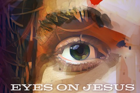 Eyes On Jesus. Daily Devotions for Lent and Easter. Immanuel Lutheran Church LCMS. Joplin, Missouri.