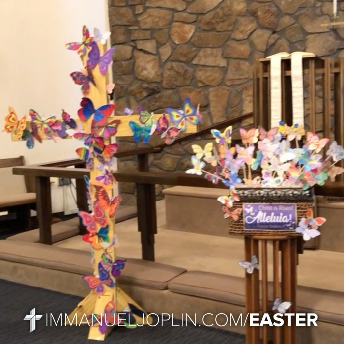 Easter at Immanuel 1