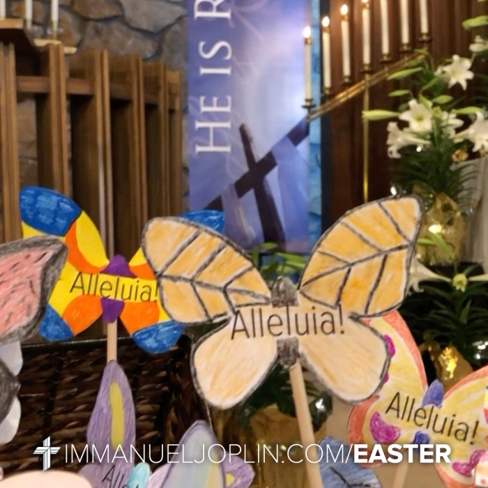 Easter at Immanuel 2