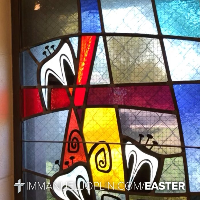 Easter at Immanuel 13