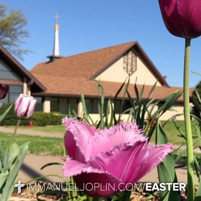 Easter at Immanuel 15