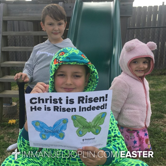 Easter at Immanuel 31