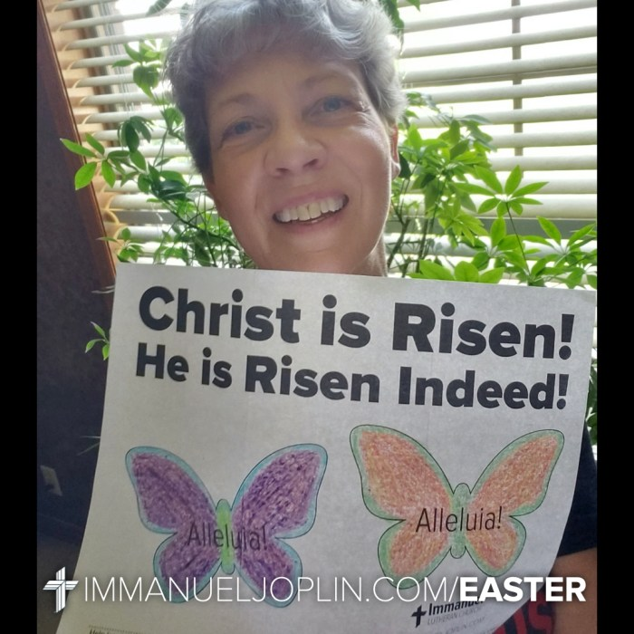 Easter at Immanuel 32