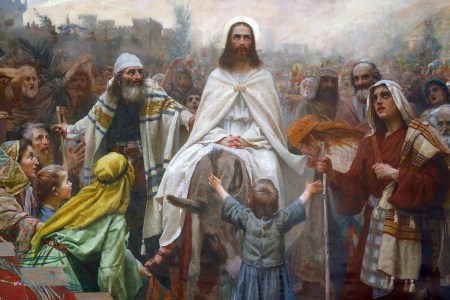 The Humble King Sermon by Rev. Gregory Mech. Immanuel Lutheran Church LCMS. Joplin, Missouri.