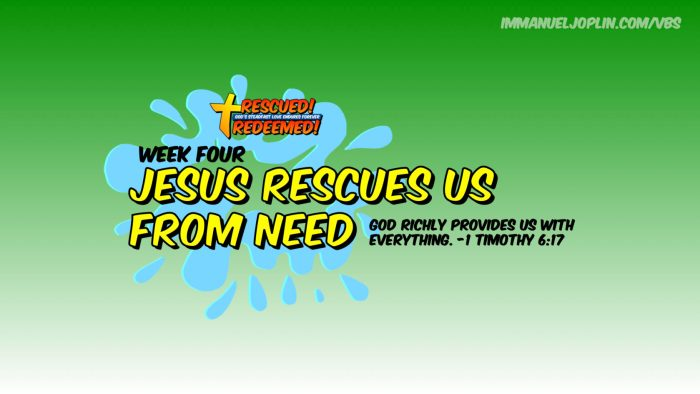 VBS At Home WEEK FOUR 3