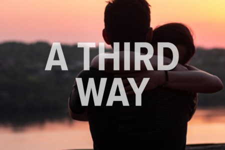 A Third Way. God With Us December 20 Advent Devotion. Immanuel Lutheran Church LCMS. Joplin Missouri.