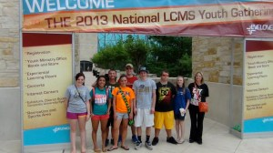 LCMS youth gathering1