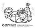 Immedium: Products: The Octonauts and the Frown Fish