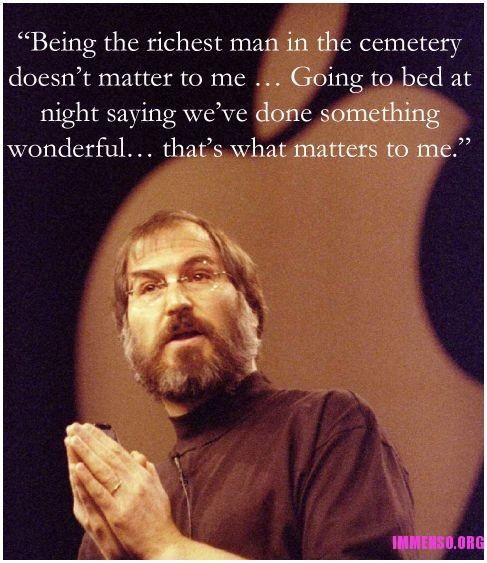 Tributo a Steve Jobs 11 link a video foto oggetti