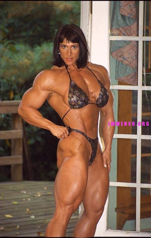 Carrier Girl Wallpaper Foto Di Donne Che Fanno Bodybuilding