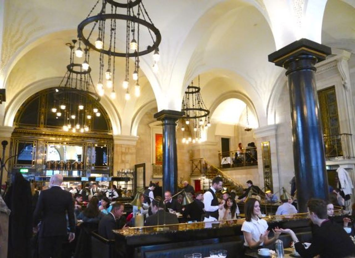 London_The Wolseley
