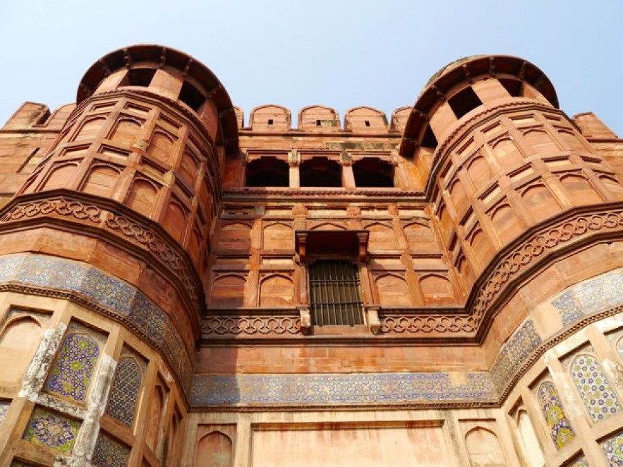 Rotes Fort Agra - 1