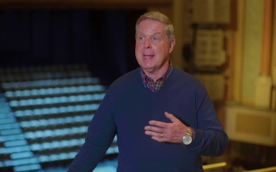 Video Story: Pastor Jim Cymbala Reacts to Immerse