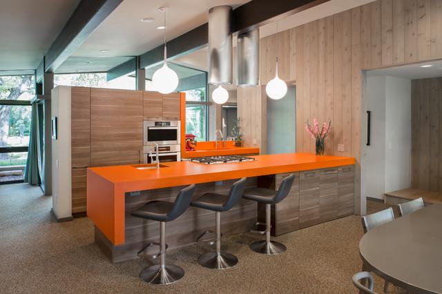 Midcentury Modern Kitchen Design HOT in 2016