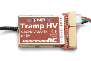 Tramp HV  58GHz Video Transmitter  ImmersionRC Limited