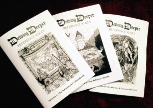 DD V1 Three Booklets