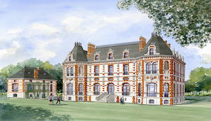 chateau de Bonnelles